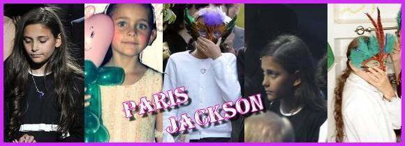 werew - paris-jackson fan art