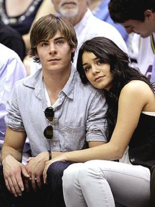 zanessa - high-school-musical Photo