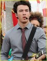 Disney Parks Christmas Day Parade Special Taping. 6.12.09 - the-jonas-brothers photo