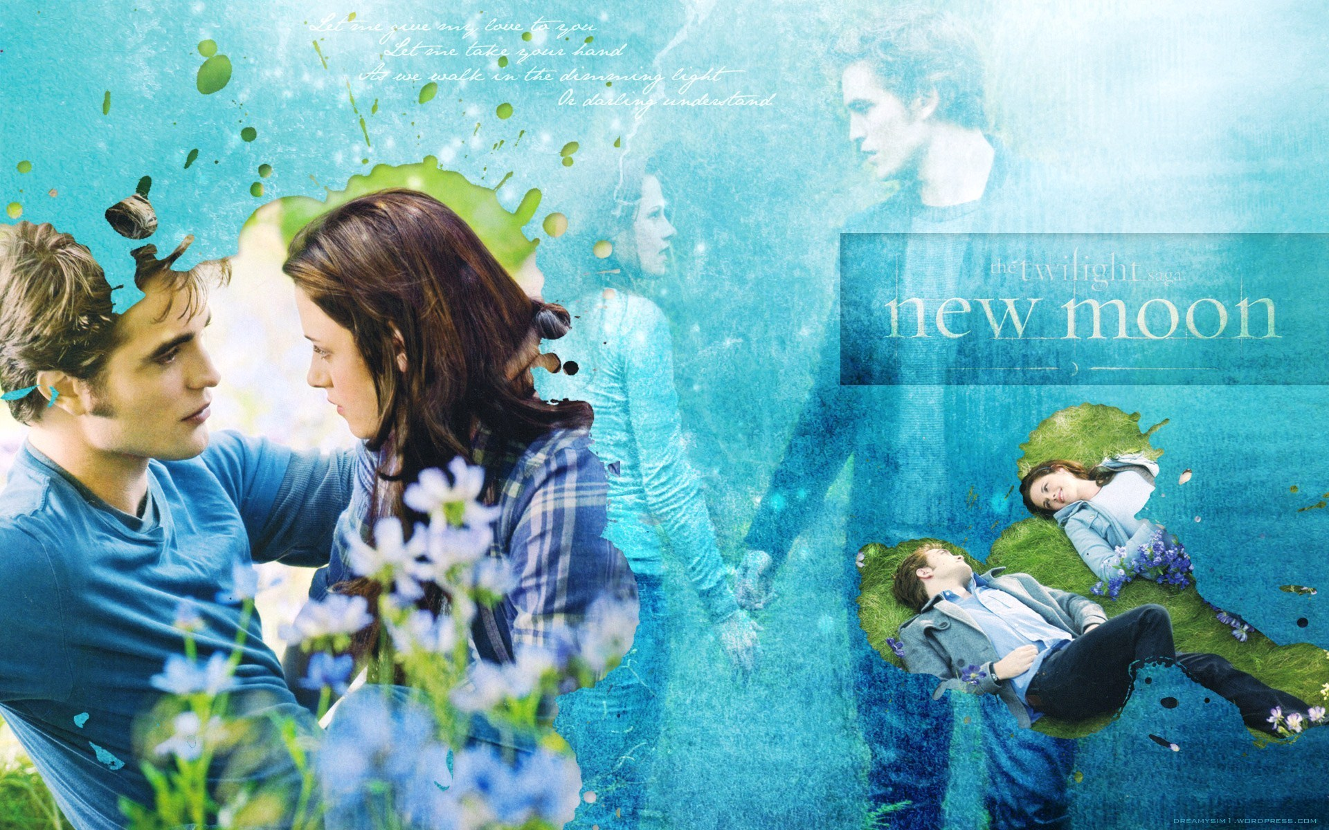 ~~ Edward & Bella ~~ Wallpaper - twilight-series wallpaper