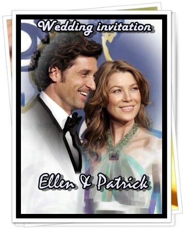 ''Wedding invitation''lol