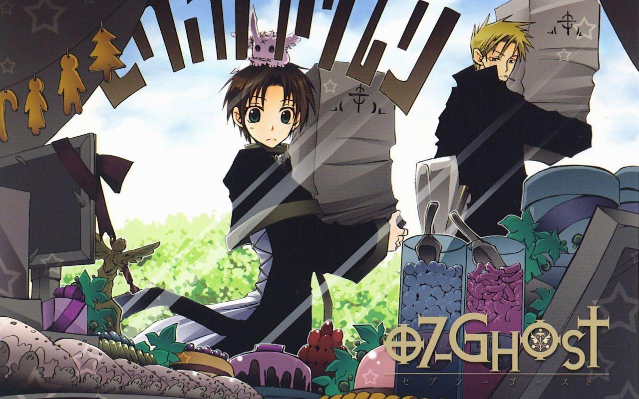 Anime 07 Ghost Season 2