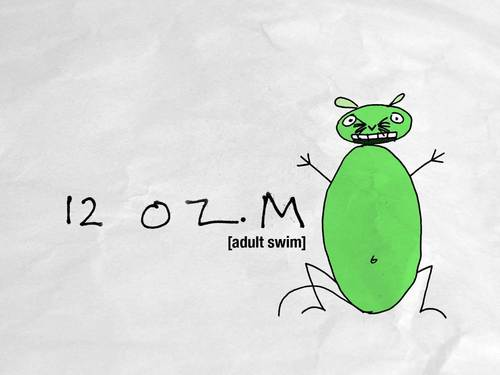 12 oz ratón
