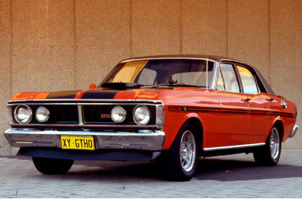 Muscle Cars Images  Ford Falcon Gtho Wallpaper And Background Photos