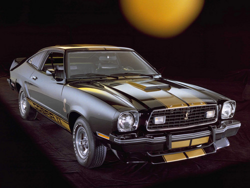 Muscle Cars wallpaper possibly containing a sedan and a coupe entitled 1975 ford mustang cobra