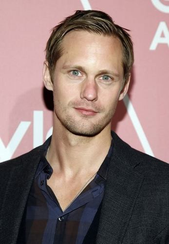 2nd Annual Golden Globes Party Saluting Young Hollywood  - alexander-skarsgard Photo