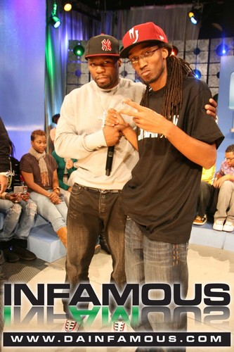 50 Cent Live at BET's 106 and Park