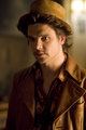 Andrew Lee Potts as The Hatter in the SyFy mini-series Alice