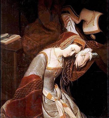 Anne Boleyn, 2nd reyna of Henry VIII