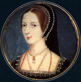 Anne Boleyn, 2nd queen of Henry VIII