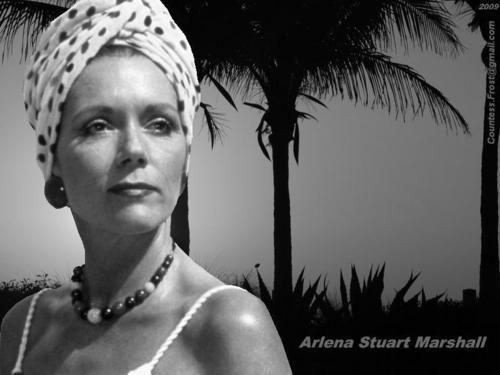 Arlena Stuart Marshall