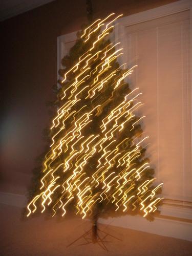 Artistic natal árvore