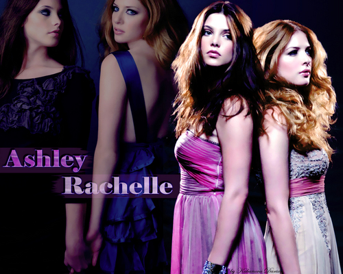 Ashley Greene and Rachelle Lefevre