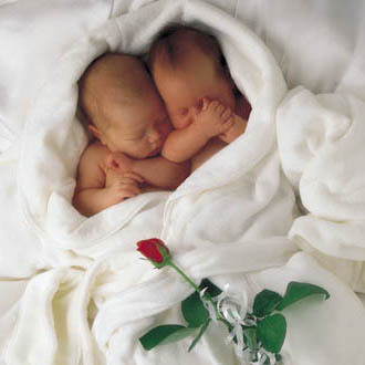 babies wallpaper titled Baby-Love