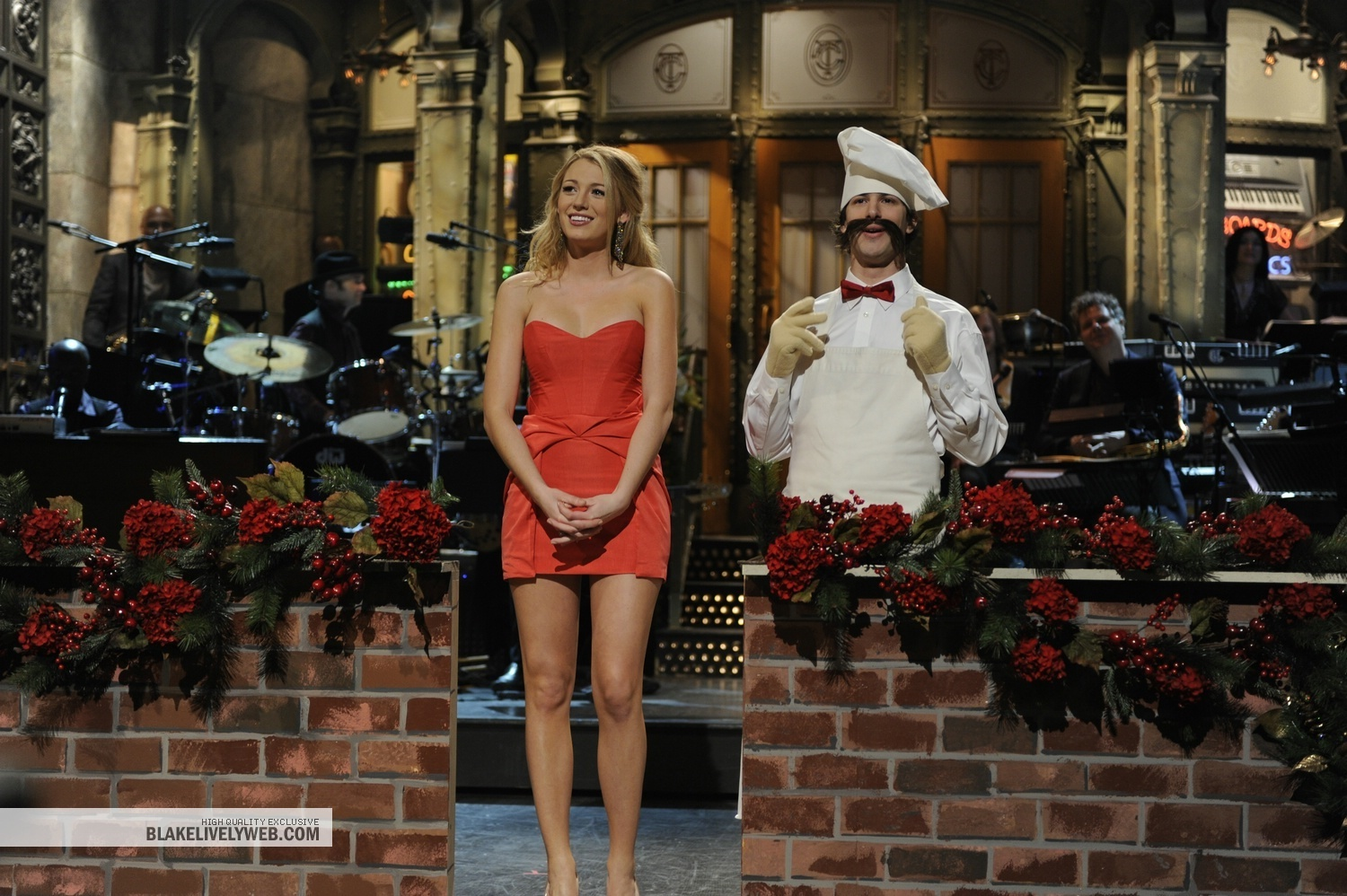 Blake Lively on SNL - blake-lively photo