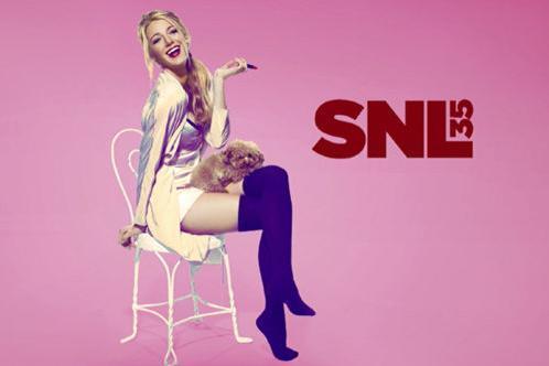 Blake in SNL