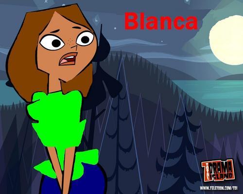 Blanca wolpeyper