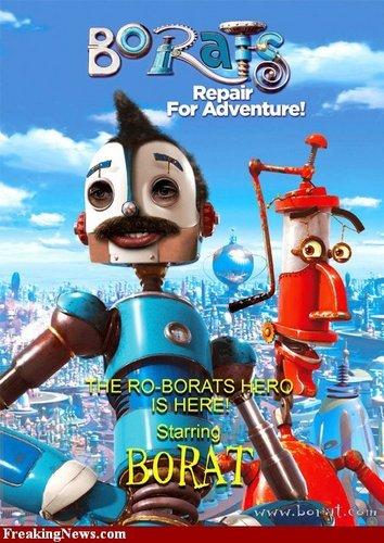 borat Robots