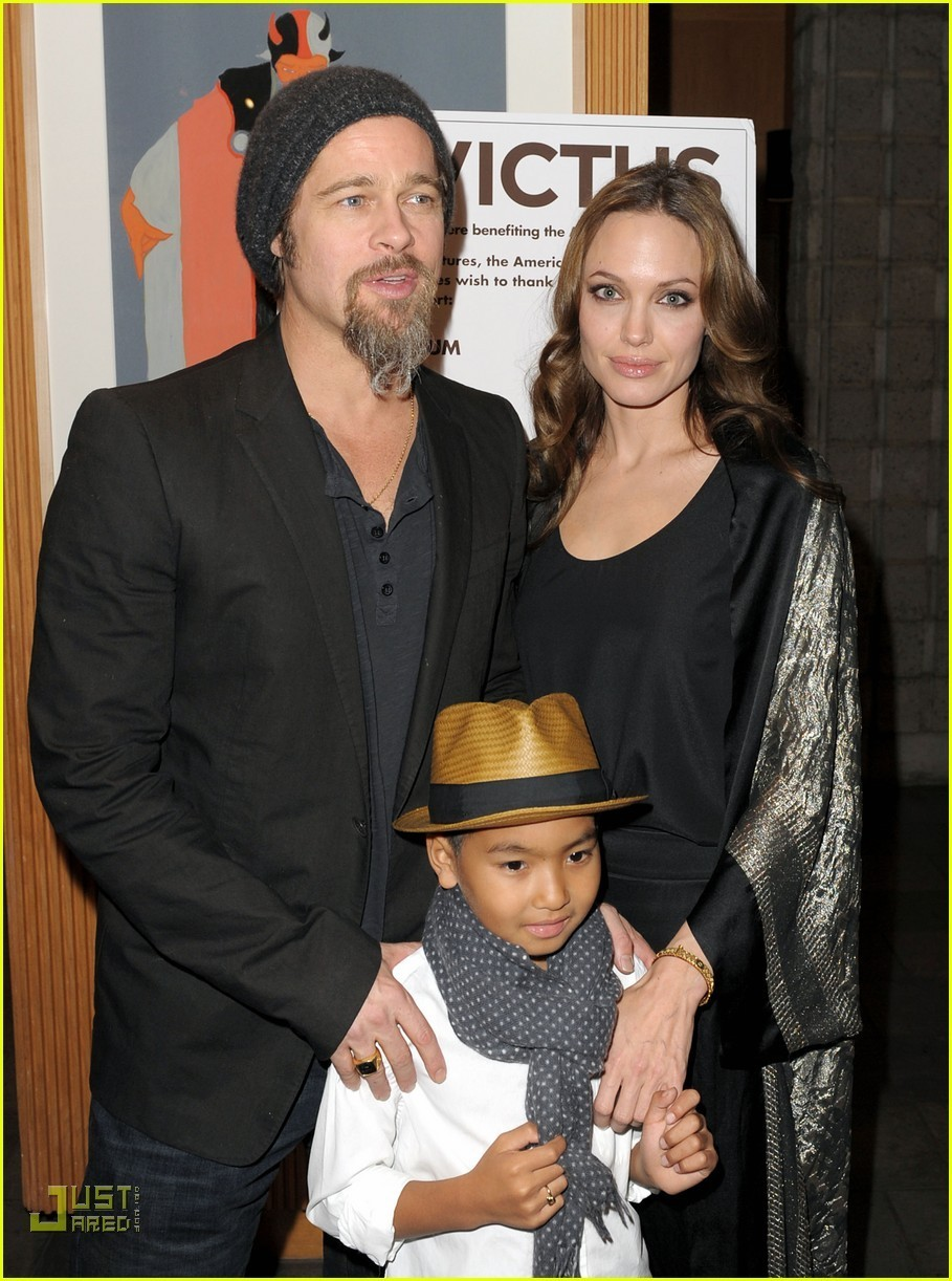 BRAD AND ANGELINA - Brangelina Photo (9301127) - Fanpop