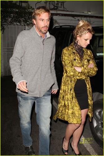 Britney in LA