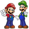 Brooklyn boys - mario-and-luigi fan art