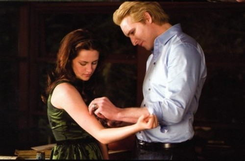 Carlisle and Bella