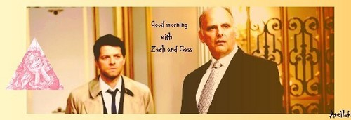 Cass and Zach