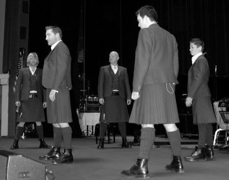 Celtic Thunder: Men in Kilts