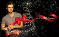robert-pattinson - Christmas Rob wallpaper