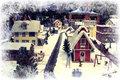 Christmas Town - christmas photo