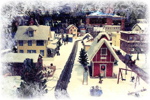 क्रिस्मस Town