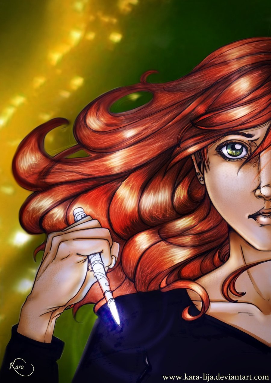 jace and clary by HollTheMazz on DeviantArt  |Jace And Clary Fan Art Tumblr