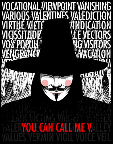 Vertigo Comics | V for Vendetta