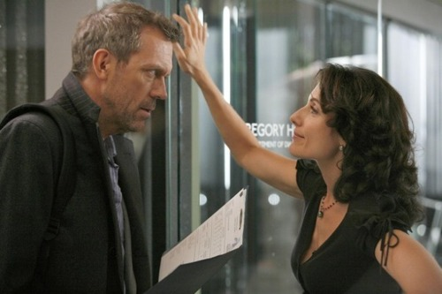 Cuddy and House