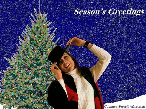 Diana's Season's Greetings