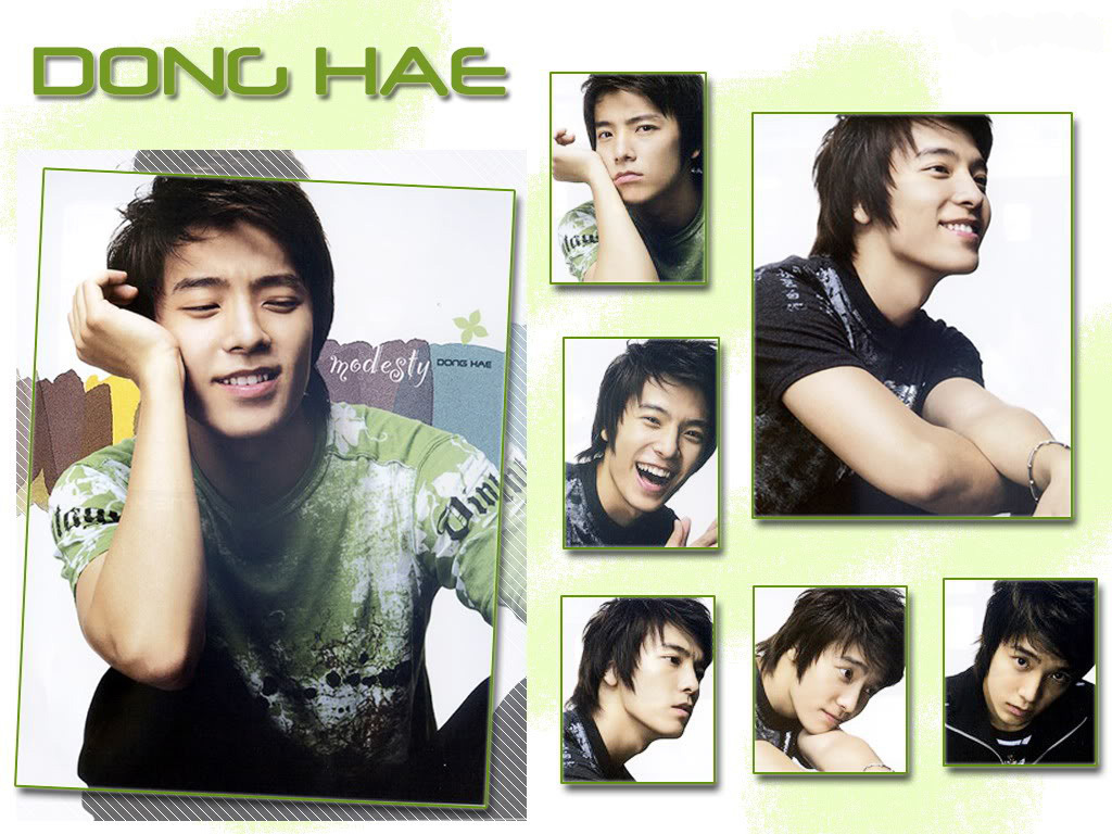 Donghae  Super Junior Wallpaper 9327540  Fanpop