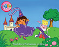 Dora The Explorer Wallpaper - dora-the-explorer wallpaper