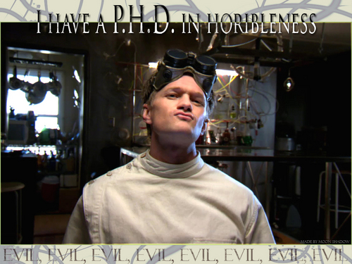 Dr. Horrible's Sing-A-Long Blog wallpaper probably containing a diner called Dr. Horrible