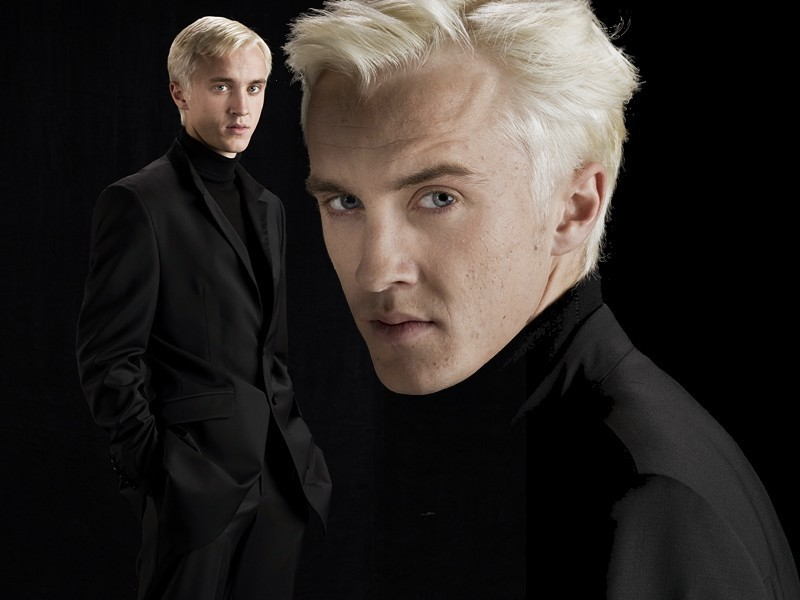 Draco Malfoy - harry-potter Wallpaper
