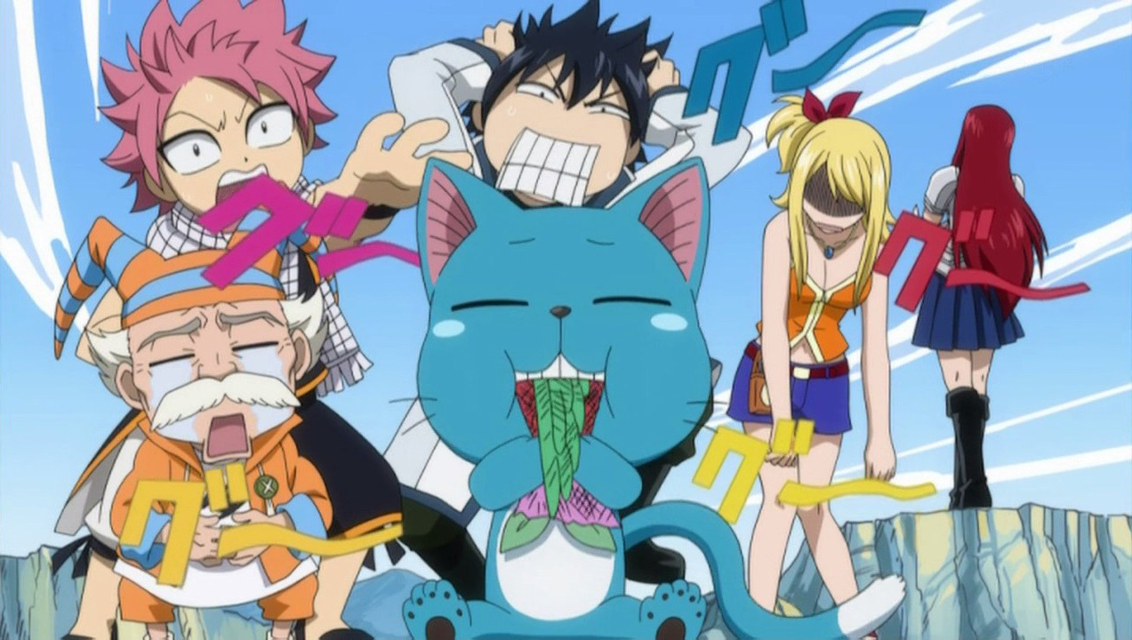 episode 9 - fairy tail image  9371995