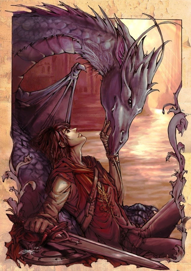 eragon drawings - photo #16