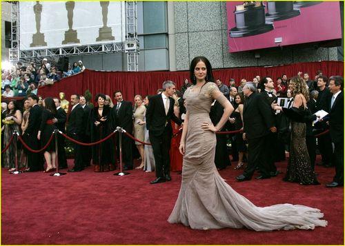 Eva @ 2007 Oscars