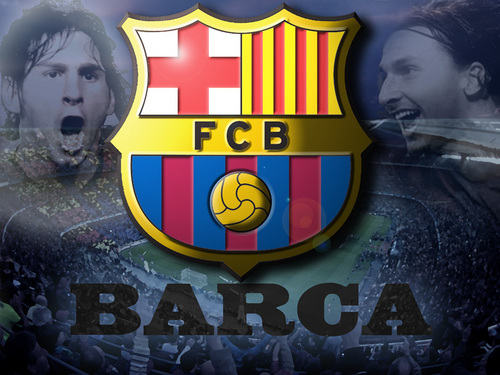 FC Barcelona wallpaper possibly containing anime entitled Fanimage