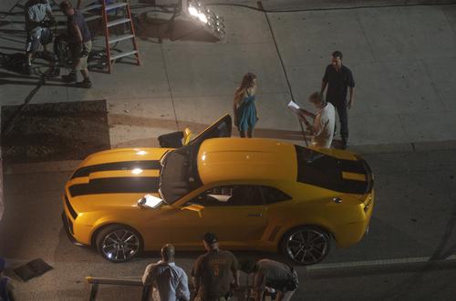 Filming Transformers: Revenge of the Fallen