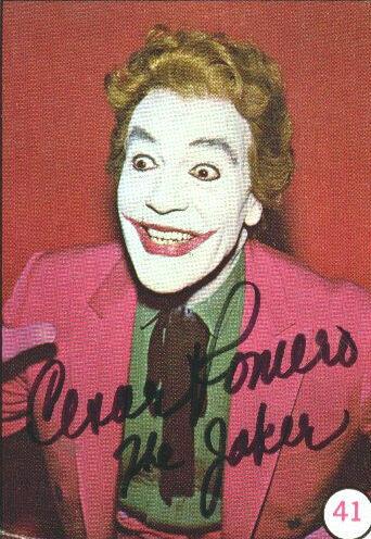First Joker: César Romero