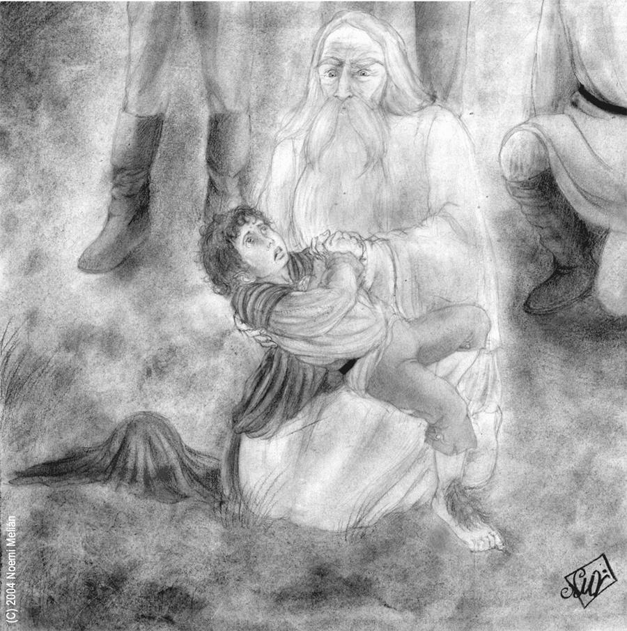 Forgive me, Gandalf