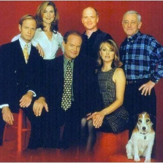 Frasier fondo de pantalla entitled Frasier cast