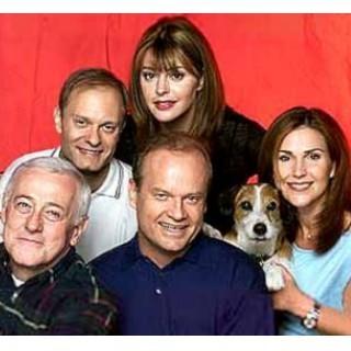 Frasier wallpaper titled Frasier cast