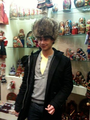 Funny Alex:-D