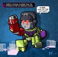 Funny Robots Transformer